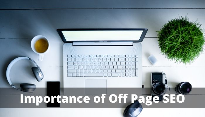 Importance of Off Page SEO
