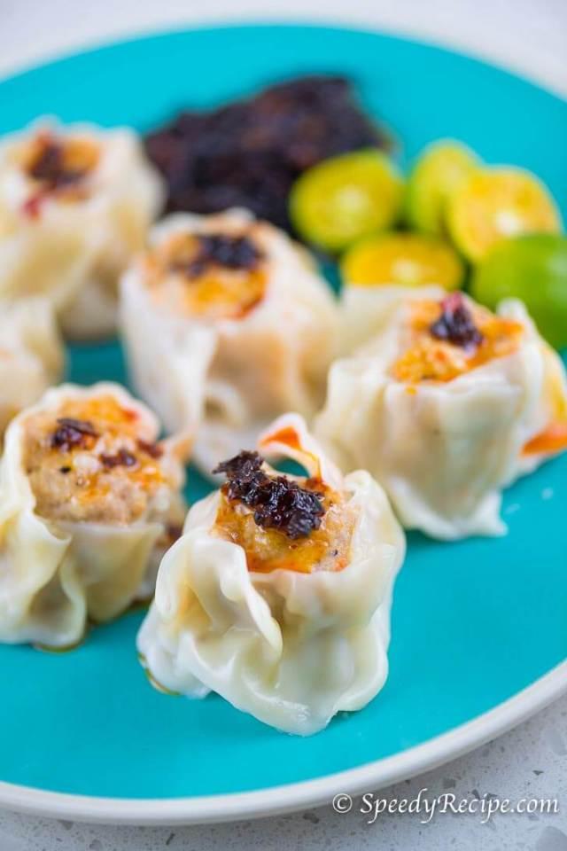 Pork Siomai Recipe (Shumai)