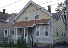 27 Grand St, Providence, Rhode Island 02907, 2 Bedrooms Bedrooms, ,2 BathroomsBathrooms,House,Sold,27 Grand St,A3957313