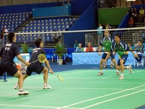 Badmintonnet - Wedstrijdnet