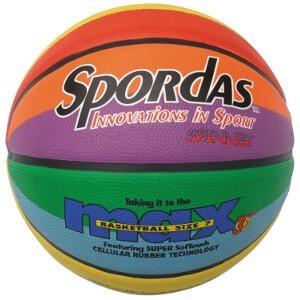 Basketbal Max Spinner mt. 5