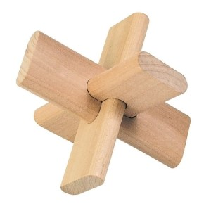 "Breinbreker ""Het kruis""-0"