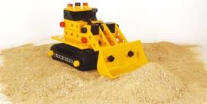 Constructor Professional Bulldozer - Heros