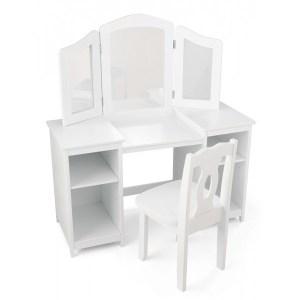 Kaptafel Luxe met stoel - Kidkraft