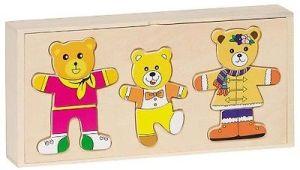 Puzzel Berenfamilie