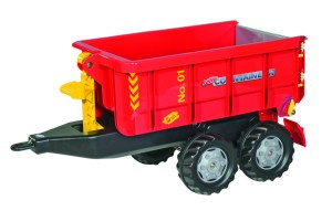 RollyContainer rood