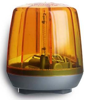 RollyFlashlight - Zwaailamp oranje