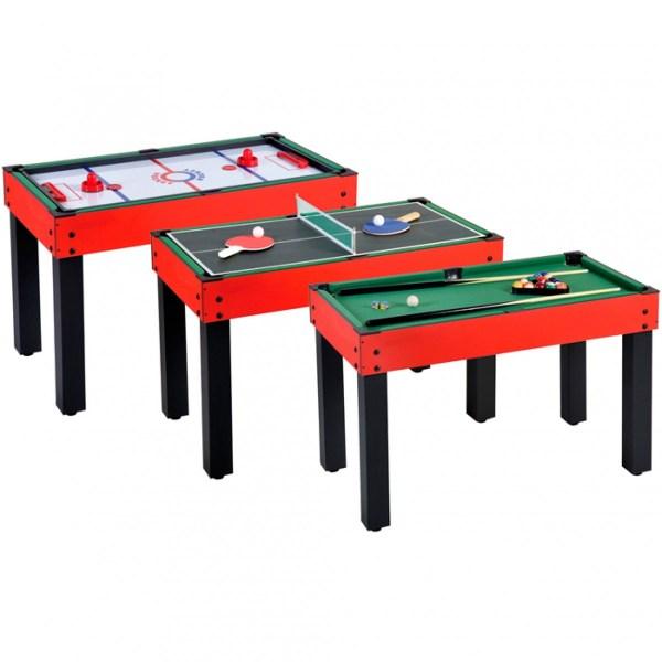 Speeltafel 4-in-1 Game-Mania-2431