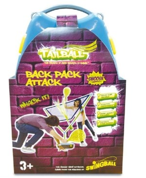 Tailball Backpack Attack