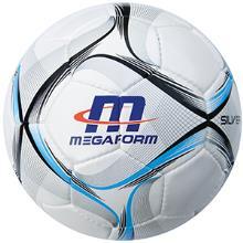 Voetbal Megaform Silver - Maat 3