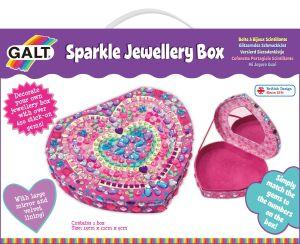Juwelendoosje maken - Sparkle Jewellery Box