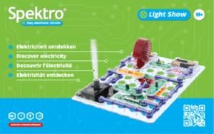 Spektro Light Show - Uitbreidingsset - Electrotechnisch speelgoed