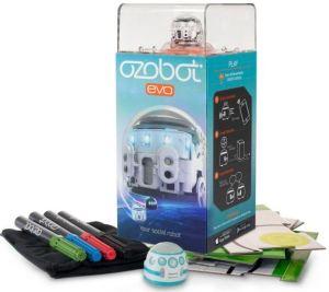 Ozobot Evo Crystal white - STEM De Sociale Smart Robot