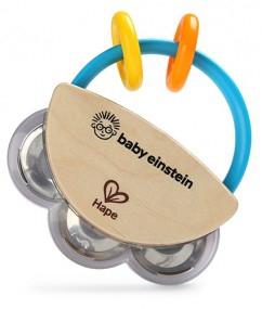 Baby tamboerijn - Hape Tiny Tambourine
