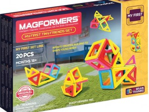 20-delige My First Magformers set