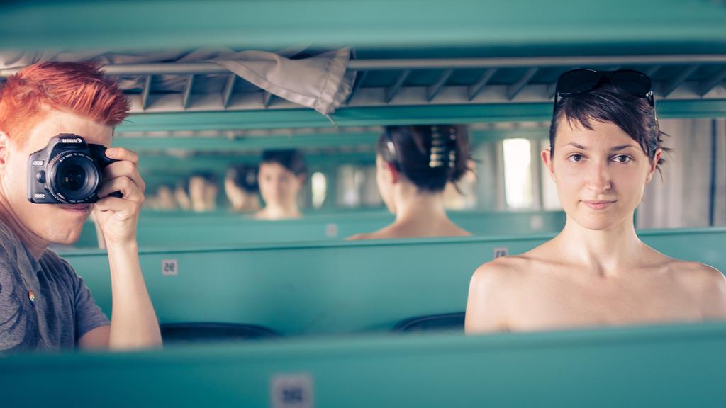 Hou jezelf een spiegel voor