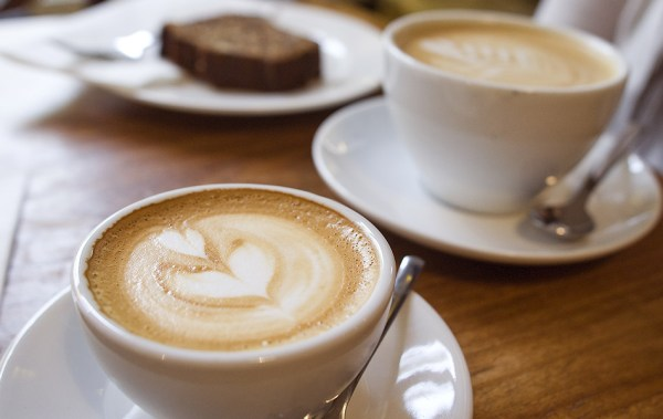 twee kopjes koffie
