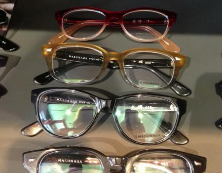 MASUNAGA Eyewear Exclusive to Spektacles