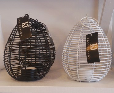 Hanging Wire Tealight Holders