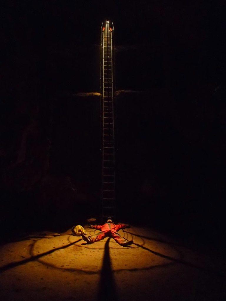 Repérage pour la prochaine production SCVidéo : Affaire d'échelle à St Marcel !