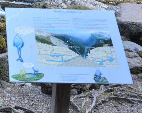 ilustračný náčrtok hydrológie v Devouly