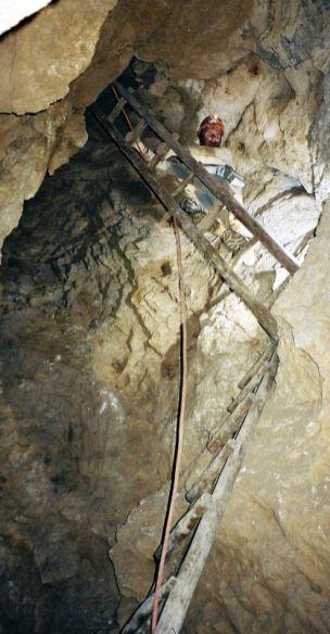 Kombinovaný rebrík 3