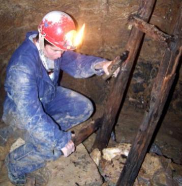 Obrázok. Č. 9 Likvidácia poškodeného rebríka