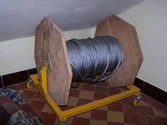 Zbalené lano