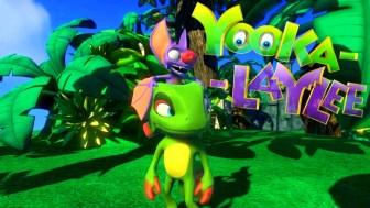 Yooka-Laylee - inspirerat från Banjo Kazooie.