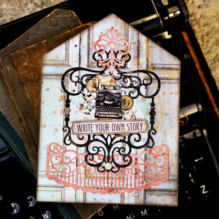 Spellbinders Candlewick Sampler Collection by Becca Feeken - Inspiration   Woodland Inspired Projects with Agnieszka