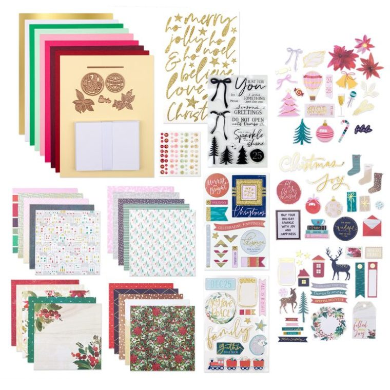 November 2019 Card Kit of the Month is Here – Christmas Wishes