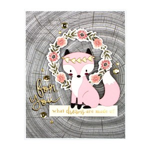 December 2019 Card Kit of the Month is Here – Hey Foxy