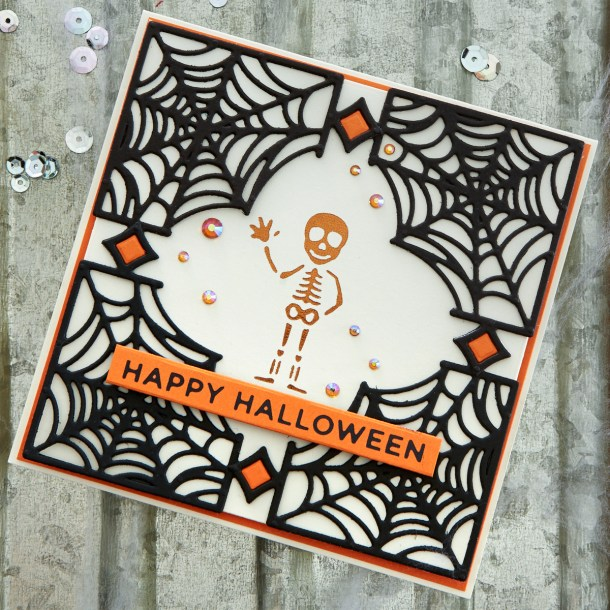 What's New   Spellbinders 2020 Halloween and Fall Collection #Spellbinders #NeverStopMaking #DieCutting #GlimmerHotFoilSystem #Cardmaking