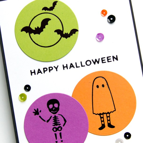 Foiled Halloween and Fall Cards with Jean Manis for Spellbinders #Spellbinders #NeverStopMaking #GlimmerHotFoilSystem #Cardmaking