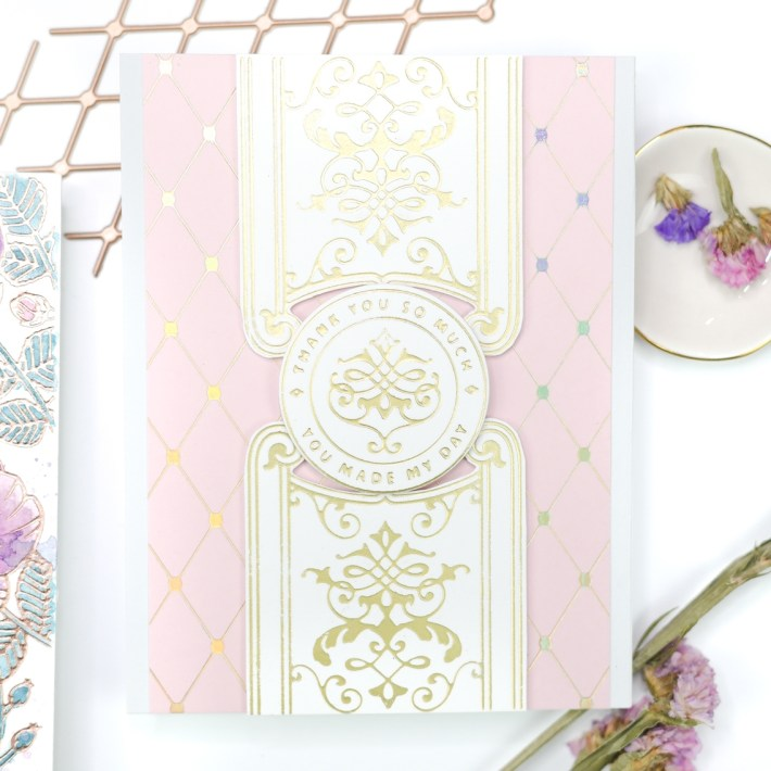 Delicate Impressions Collection - Cardmaking Ideas with Jenny