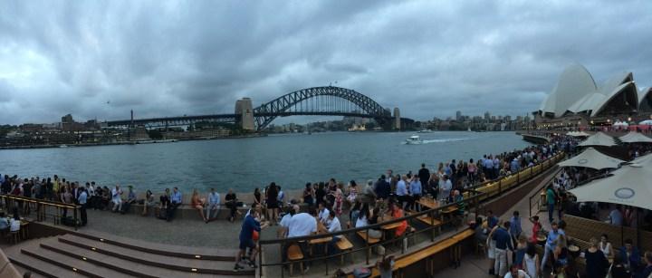 Visiting Sydney