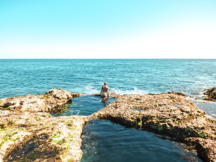 spellbound travels cape schanck rock pools