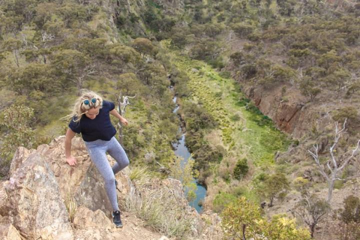 werribee gorge state park spellbound travels