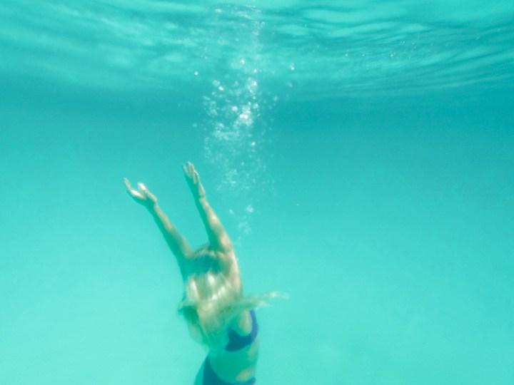 spellbound travels under water philippines
