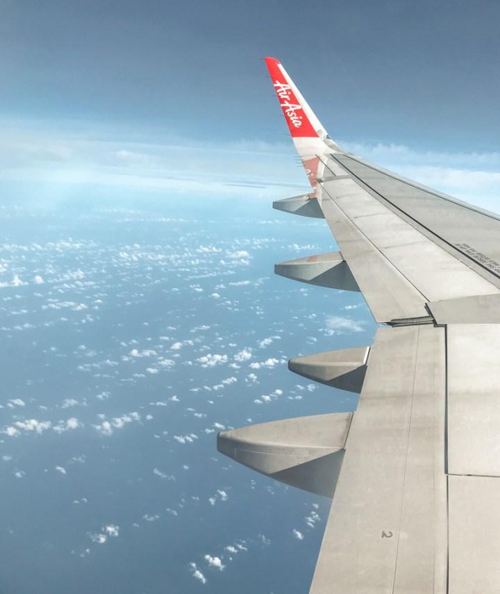 spellbound travels air asia flight