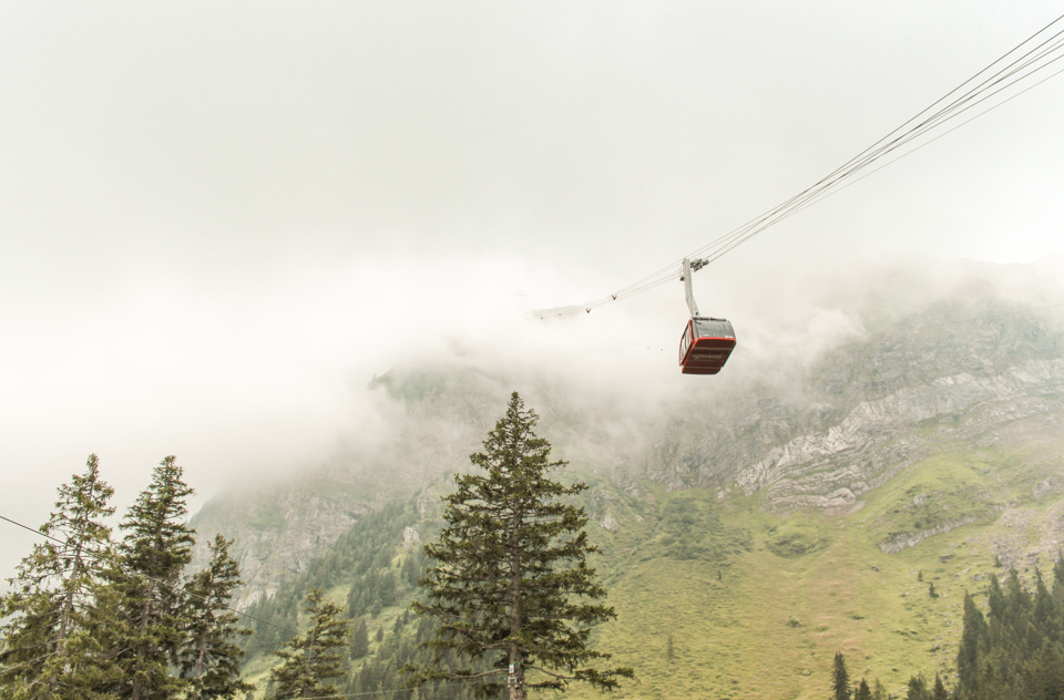 spellbound travels switzerland gondola