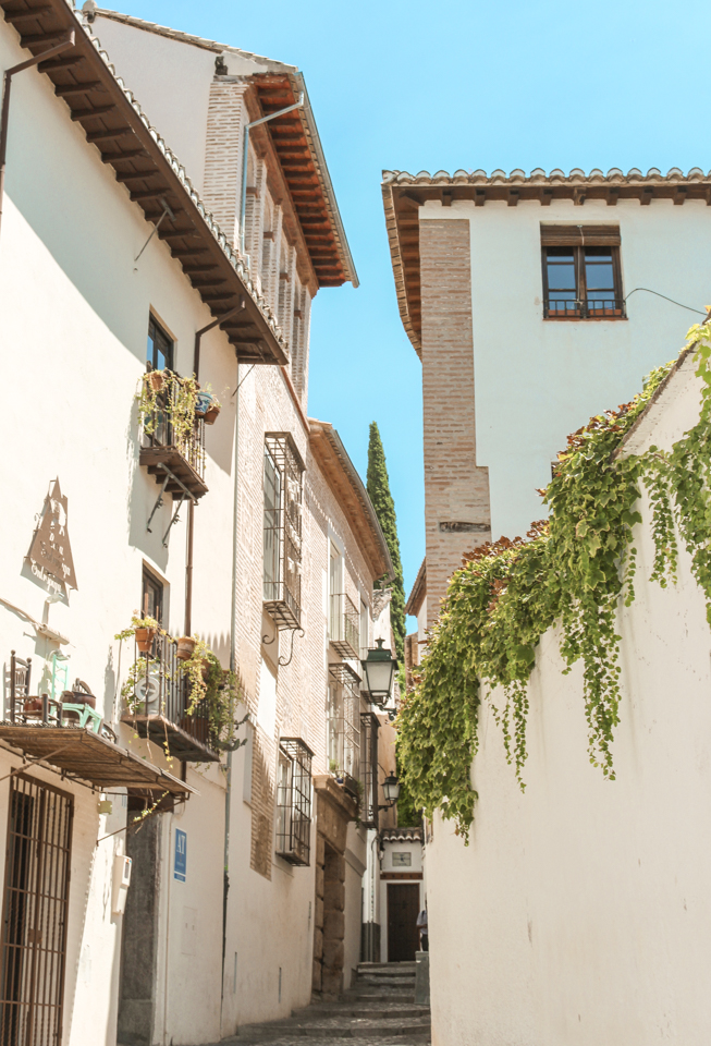 spellbound travels streets of granada spain