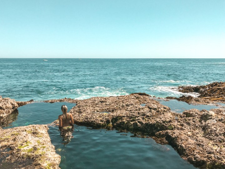 spellbound travels rock pools melbourne