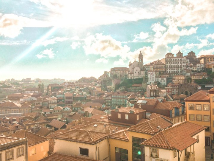 spellbound travels porto city view