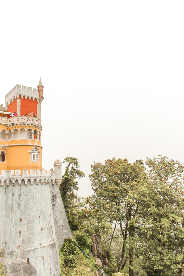 spellbound travels pena palace