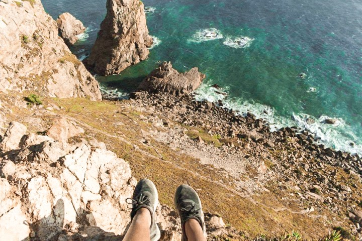 spellbound travels cabo da roca cliff view