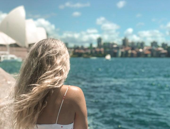 spellbound travels sydney opera house view