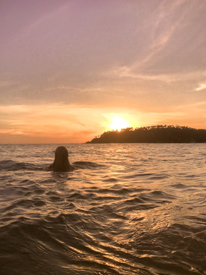 spellbound travels sri lanka mirissa beach sunset