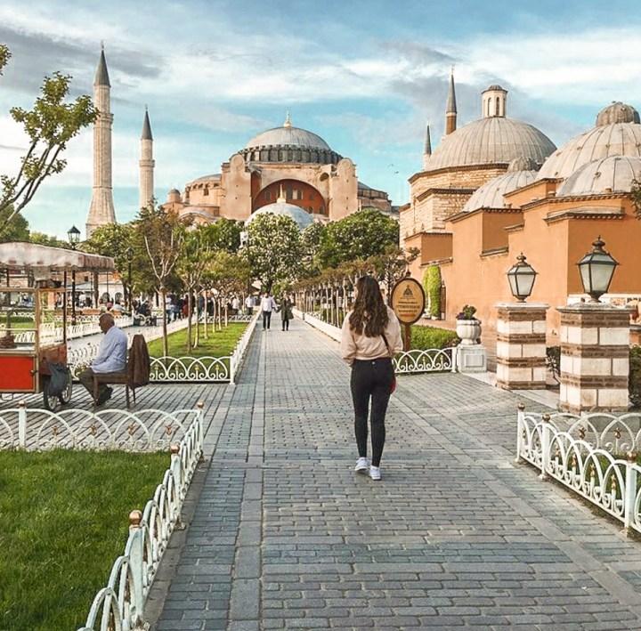 spellbound travels istanbul turkey street