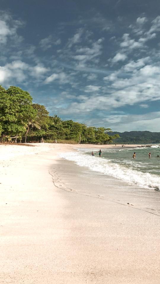 spellbound travels costa rica beach